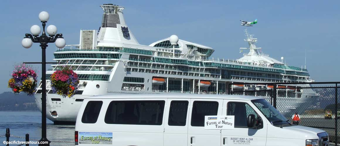 Cruise ship destination Victoria BC